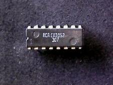 CA3052 - RCA Integrated Circuit (DIP-16)