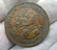 1904 LOUISIANA PURCHASE EXPO ST LOUIS Official Medal HK-303, R-3. So-Called $