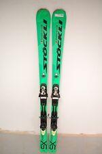 Stockli Laser SX 156 cm Ski + HEAD PR12 Bindings
