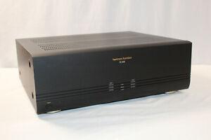 Harmon Kardon PA 2000 4 Channel Bridgeable Power Amplifier w. Manual