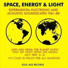VARIOUS ARTISTS SPACE, ENERGY & LIGHT: EXPERIMENTAL ELECTRONIC AND ACOUSTIC SOUN