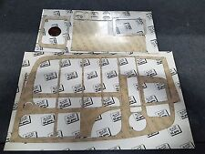 INPRO SAAB 9000 WALNUT REAL WOOD DASH KIT - Germany (6 Piece)