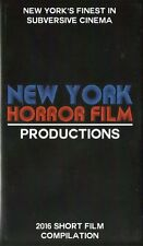 New York Horror Film Productions VHS Short Film Compilation King of the Witches