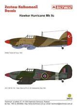 Techmod decals 1/24 Hawker Hurricane Mk. IIC # 24013