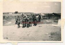 2 x Foto, Gefangennahme von russischen Soldaten, Russland (N)19250