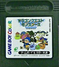 Dragon Quest Monsters:Terry no Wonderland[NINTENDO GAME BOY COLOR]cartridge only