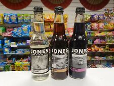 Jones Root Beer & Soda Selection x 3 Bottles