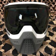 *Used* Hk Army Klr Thermal Fog Resistant Lens Paintball Mask - Slate White/Grey