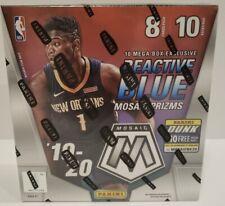 2019-20 Panini Mosaic Basketball Nba Mega Box Factory Sealed Brand New