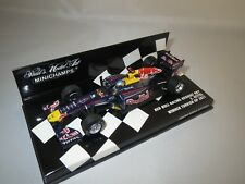 "Minichamps  Red  Bull  RB7  S.Vettel  Winner Turkish  ""2011"" 1:43  in Vitrine !"
