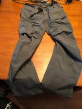 Arcteryx LEAF Alpha Pants Large Wolf Gore-Tex Pro - XL