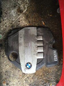 GENUINE BMW 1/3/5 SERIES - PLASTIC ENGINE COVER - 14389710