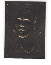 1994-95 SKYBOX PREMIUM BASKETBALL GOLD MVP HAKEEM OLAJUWON #NNO HOUSTON ROCKETS
