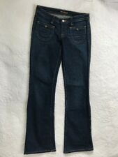 HUDSON Women's Blue Denim Jeans Flares Size 27 NWOT Made In USA