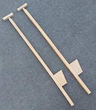 Pinolino Stelzen mit Griff Buche Holz verstellbar Stelzi Kinder Balanciergerät