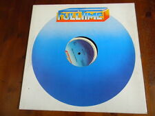 Ufo Lp Instrumental - Caution FULLTIME 1981 Italy
