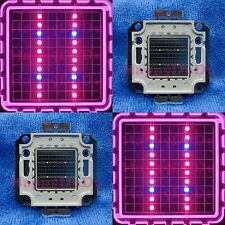 20W Red 660nm + Blue 460nm 16:4 High Power LED Light Lamp for Plant Grow Growth