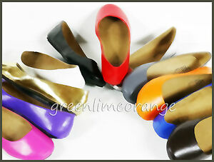NEW EASY COMFY SOFT FLAT BALLET SHOES
