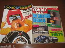 AUTOSPRINT 1991/50=INSERTO E TRE....=IL ROMANZO DI AYRTON SENNA=