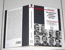 Emilio Gianni DAL RADICALISMO BORGHESE AL SOCIALISMO OPERAISTA Pantarei 2012