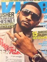 Vibe Magazine Usher Married With A Vengeance July 2008 120418nonrh