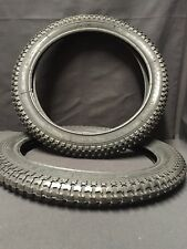 Duro 16x2.125 Pit Bmx Snake Belly tire Set fit: Dyno Gt Hutch Mongoose Haro Vfr