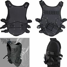 Black Airsoft Tactical TF3 Vest TMC Cosplay Chest Vest CS Hunting Game Wear Cool