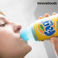 Bouchons pour Canette Réutilisables à Clipser Soda ecologique (Pack de 10)