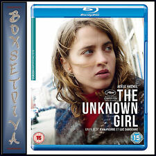 THE UNKNOWN GIRL - Adele Haenel   **BRAND NEW BLU-RAY***