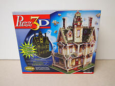 Haunted Victorian House (Glow in the Dark), 399 Piece 3D Jigsaw Puzzle