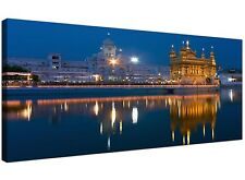 Modern Canvas Prints of Sikh Golden Temple for your Living Room
