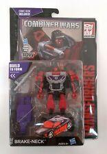 Transformers Combiner Wars BRAKE-NECK Deluxe Class Figure MOC NEW Menasor