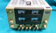 TOPWARD 6302A DUAL TRACKING DIGITAL DC POWER SUPPLY, 30V 2A & 5V 5A TRIPLE OUTLE