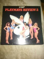RARE Playmate Review 2 Playboy video Laser disc, preowned