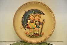 """""""Stormy Weather"""" Hummel deco. collectable plate"""