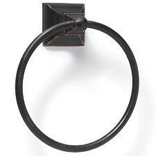 "TOWEL RING, 24"" MARKHAM STYLE AMEROCK BATHROOM HARDWARE BATH ACCESORY ABH26511"