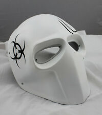 PC Lens Mask Paintball Airsoft Full Face Protection Skull Mask Prop M07810