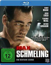 Max Schmeling - Eine deutsche Legende ( Biopic) Henry Maske, Heino Ferch BLU-RAY