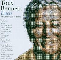 "TONY BENNETT ""DUETS AN AMERICAN CLASSIC"" CD NEUWARE!"