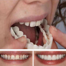 3X Cosmetic Dentistry Instant Perfect Smile Comfort Fit Flex Teeth Veneer CRIT