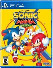 Sonic Mania Plus for PlayStation 4 [New PS4]