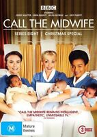 Call The Midwife : Series 8 (DVD, 3-Disc Set) NEW