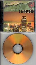 FUGAZI end hits CD dischord 1998 FIRST PRESS GOLD DISC printed in UK