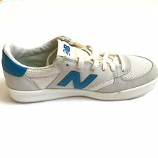 NWB New Balance Mens 8 CRT300WB Lifestyle Mode De Vie Gray/White Sneaker Shoes