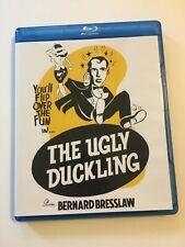 THE UGLY DUCKLING - BLU-RAY - CULT - HAMMER - BERNARD BRESLAW - JEKYLL / HYDE