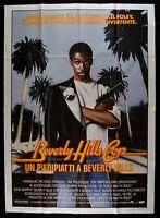 Manifesto beverly Hills Cop A Flatfoot IN Eddie Murphy Movie M14