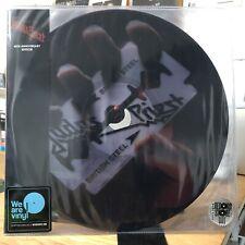 Judas Priest - British Steel Picture Disc 40th Anniversary RSD Drop New