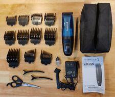 Remington HC6550 Cordless Vacuum Haircut Kit, Beard Trimmer, Hair...