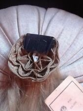 Combs Ponytail Straight Hair Extensions