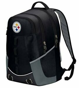 Pittsburgh Steelers Premium Embroidered Backpack Heavy Duty Personnel Football